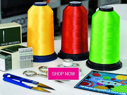 Embroidery Machine Threads