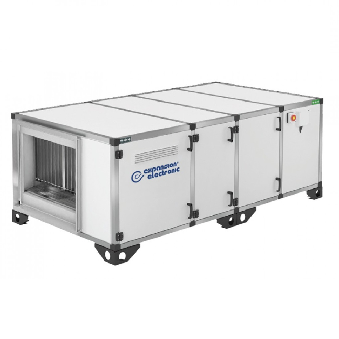Extraction System For Commercial Kitchens