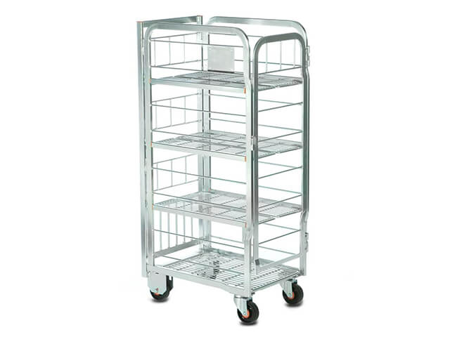 Milk Trolley Supplier