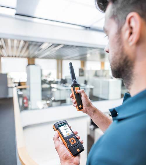 New product line - Testo 440 available from BSRIA Instrument Solutions