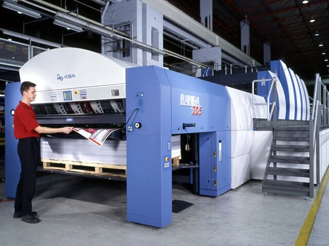 Large Format Litho Printing
