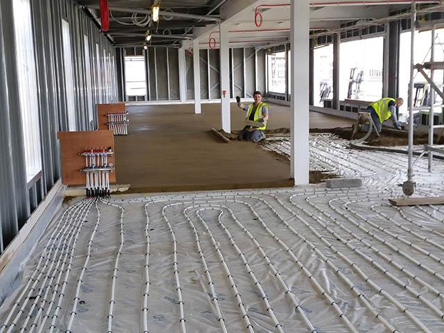 Floor Screeding Contractors