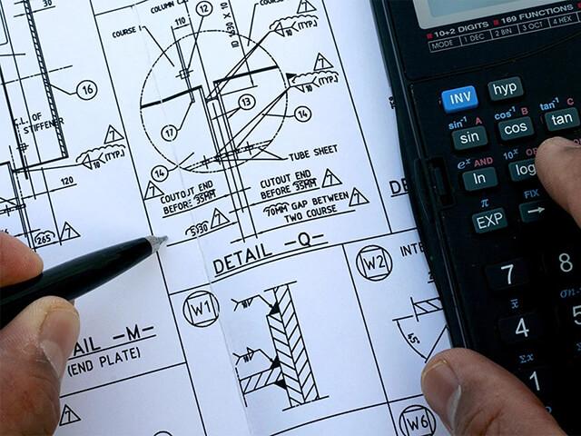 Mechanical Engineers Sketch