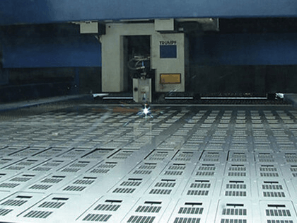 Precision Laser Profile Cutting