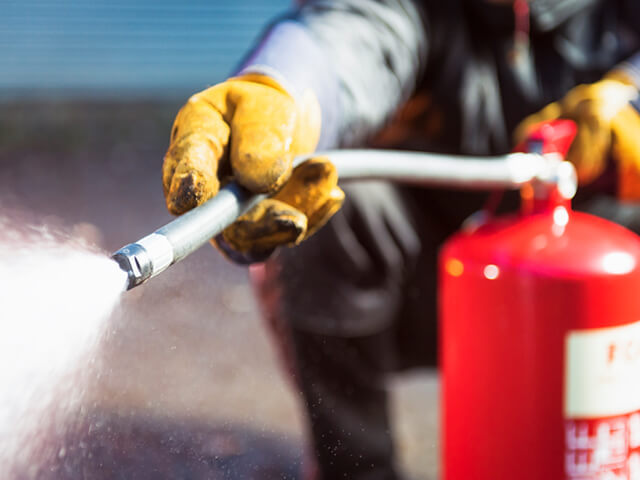 Fire Safety & First Aid Courses