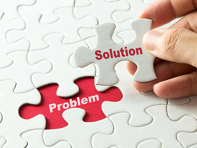 The Solution to your SSIP application problems
