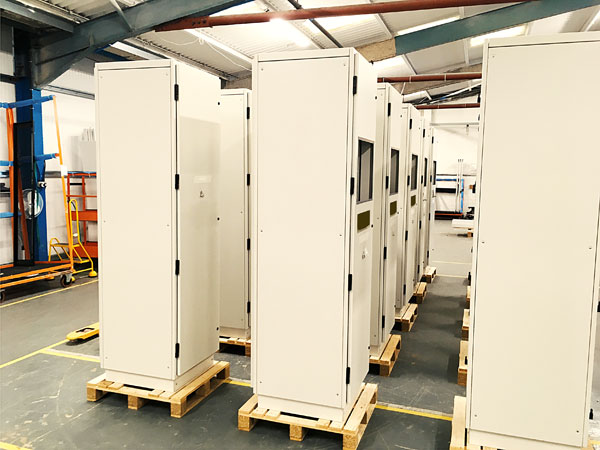 EMC Enclosures