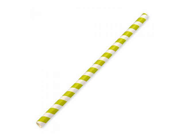 Paper Bioplastic Straws