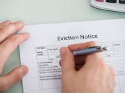 Eviction of Licensee