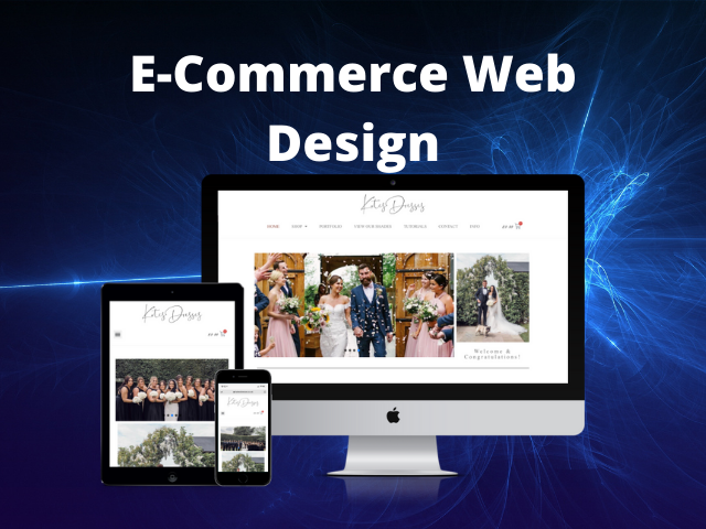 Take orders & process payments with an Ecommerce w
