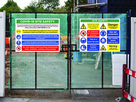 COVID-19 Site Safety