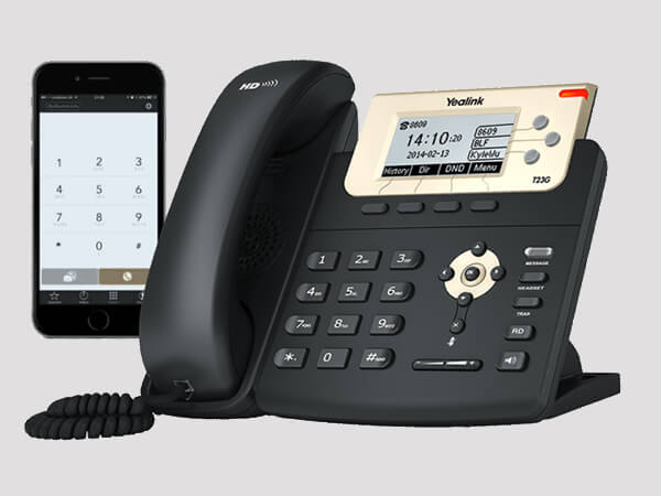 Hosted Office Phone Systems