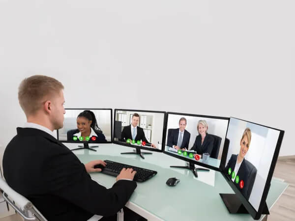 Integrated Video Conferencing