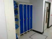 Work Lockers