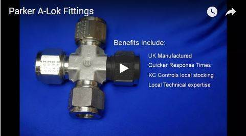 Video: Parker's A-Lok Fittings