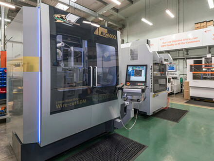 Specialist EDM Manufacturing Services