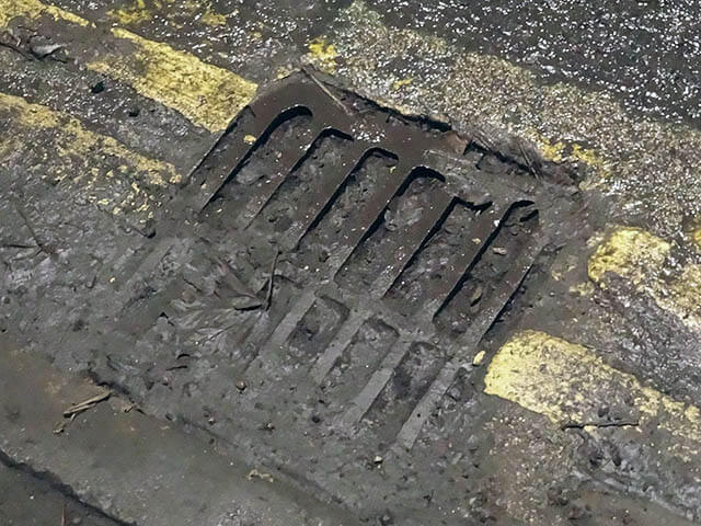 Blocked Drain Gully Cleaning