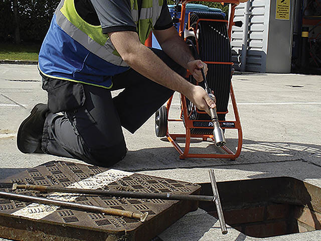 CCTV Drain Surveys Warwickshire