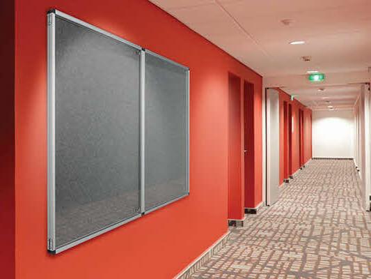 Corridor Notice Boards