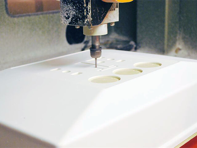 5 Axis CNC Routing Services