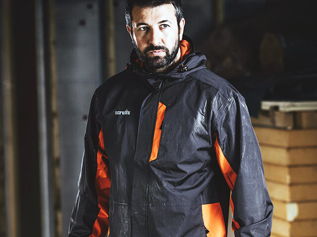 Scruffs Hi Vis Workwear Jackets