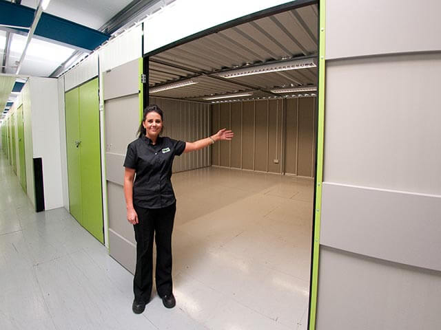Self Storage in Wigan