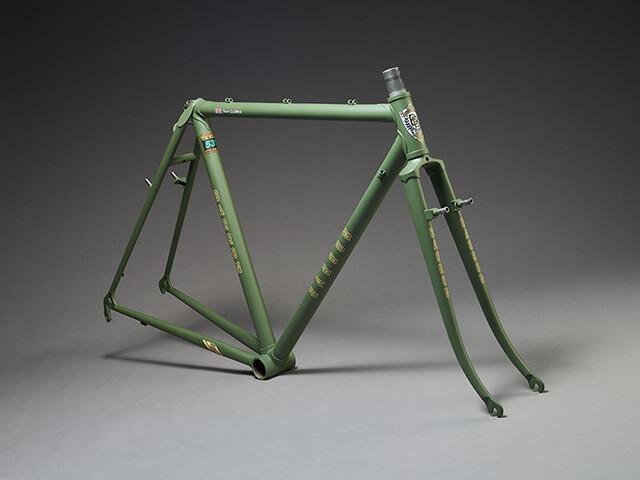 BARRON CYCLES FRAMESET