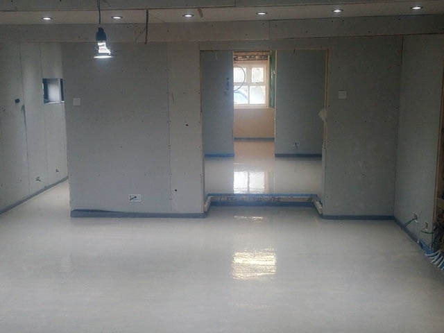 Screed Installers