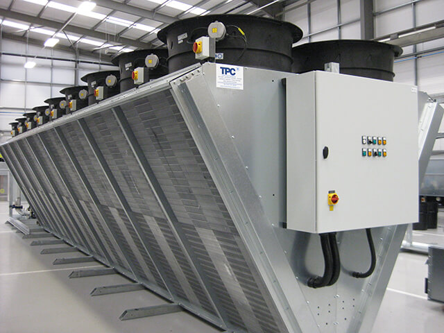 Adiabatic Air Blast Coolers