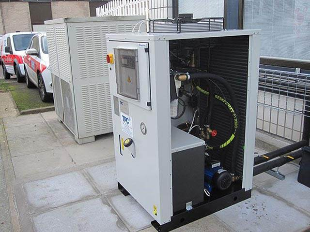 Medium Duty Air Cooled Chillers