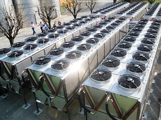 Premium Adiabatic Coolers