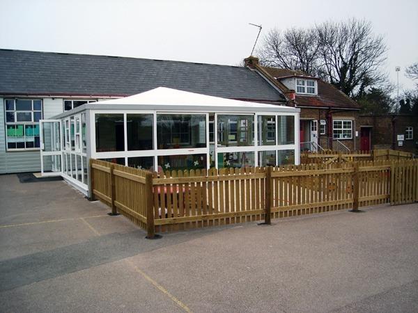 Outdoor Classroom Canopies