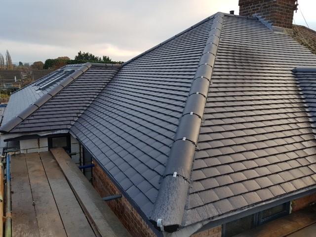 Tile / Slate Re Roofs