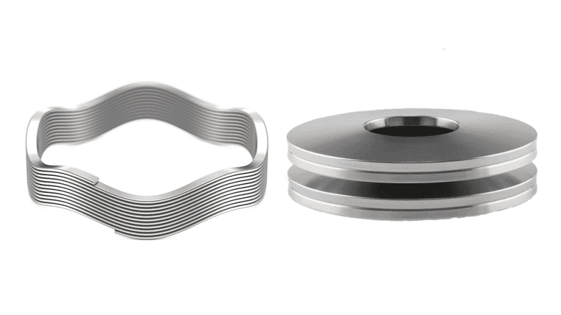 Three reasons why Wave Springs are a great alternative to Disc Springs