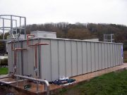 60,000 Litre Large One Piece Water Storage Tank
