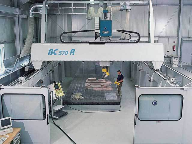 Aluminium Machinery - BC 570