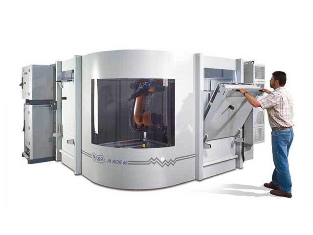 Aluminium Machinery - M ROB 60