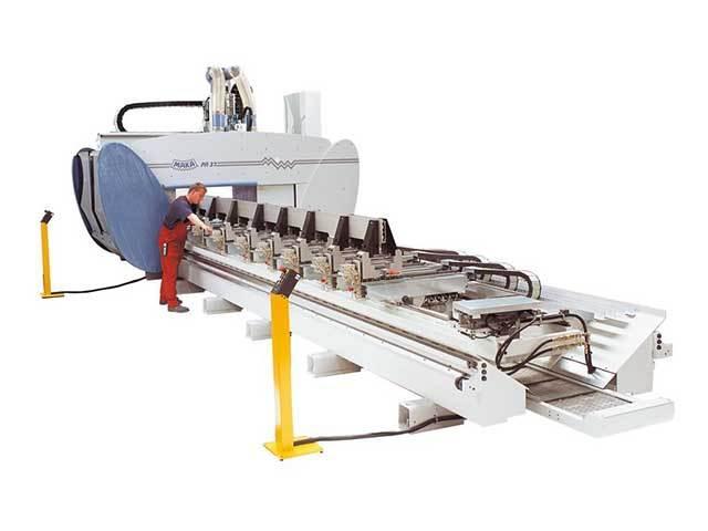 Aluminium Machinery - PA 37
