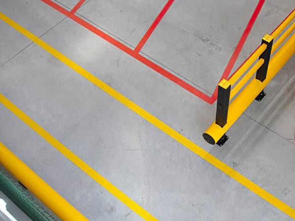 Internal Floor Marking