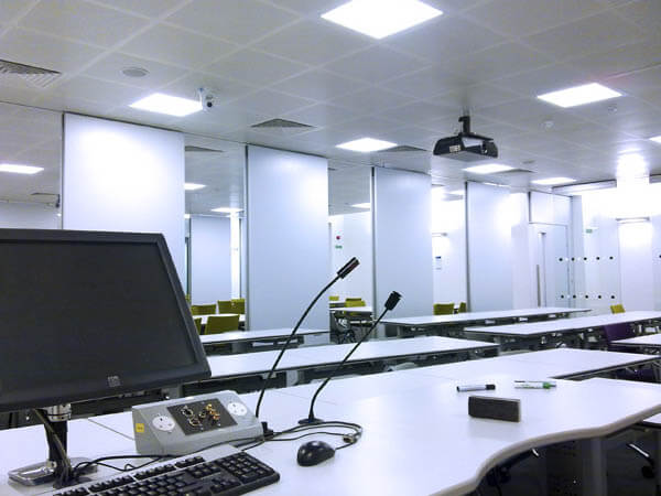 Acoustic Folding Wall Systems