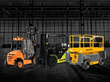 Forklift Hire & Finance