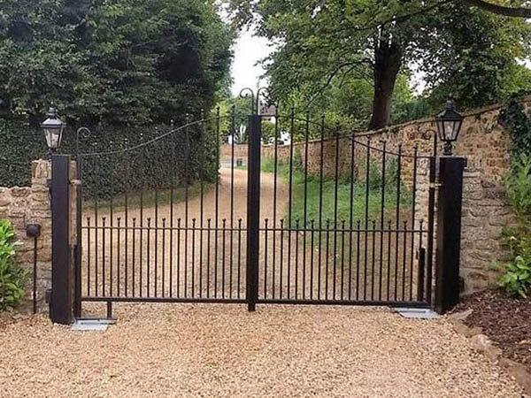 The Barkway Gate