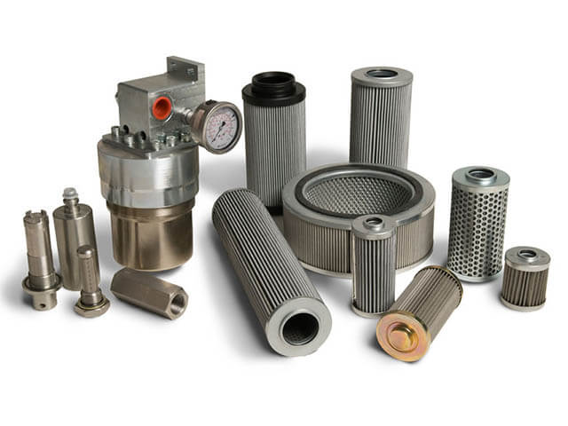 Hydraulic Filters & Elements