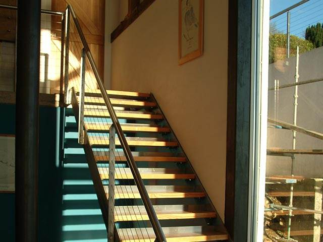 Staircases, Balustrades & Handrails Ayrshire