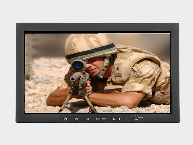 Rugged Military Displays