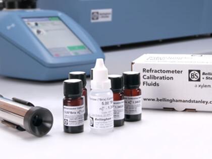 Calibration Materials