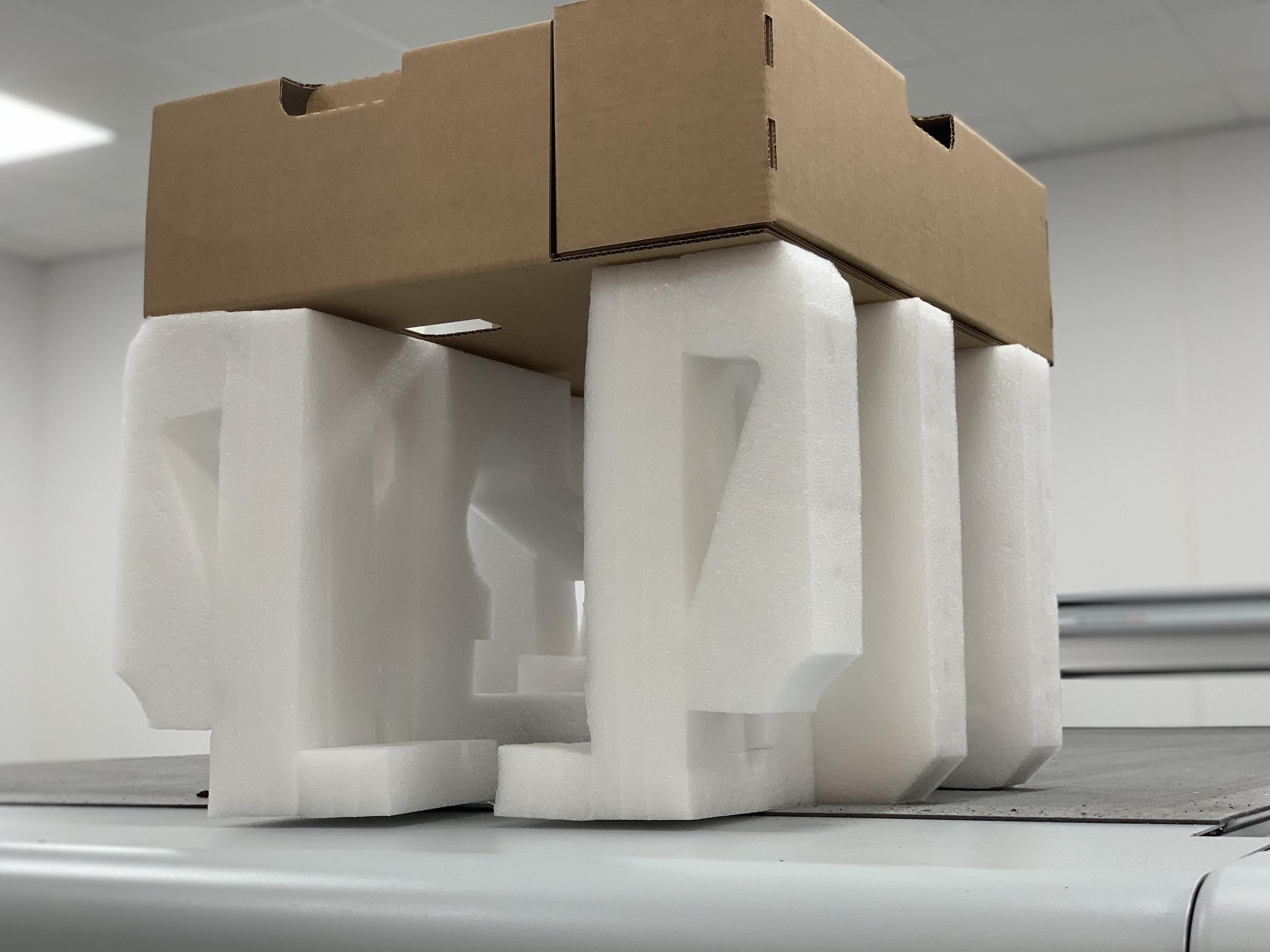 Foam & Cardboard Packaging