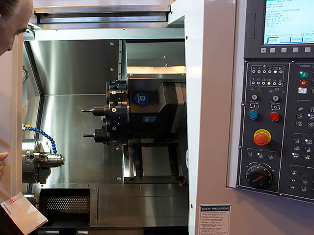 Accuway CNC Turning Centres