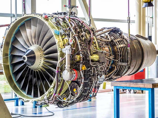 Machines for Aerospace Industry