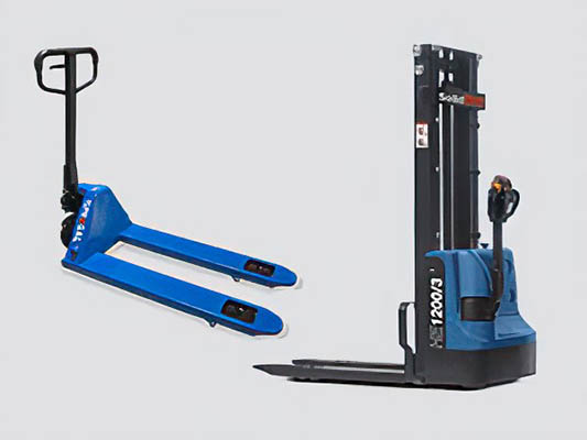 Pallet Trucks & Lifting Devices